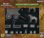D&D NOLZURS MARVELOUS UNPAINTED MINIS: Adventurer`s Campsite (1)