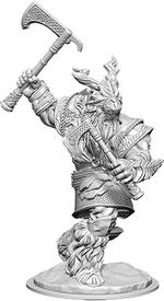 D&D NOLZURS MARVELOUS UNPAINTED MINIS: Frost Giant Male (1)