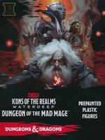 DUNGEONS & DRAGONS - ICONS: Waterdeep: Dungeon of the Mad Mage Booster (4)