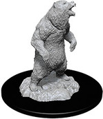 PATHFINDER DEEP CUTS UNPAINTED MINIS: Grizzly (1)