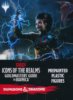 DUNGEONS & DRAGONS - ICONS: Guildmasters` Guide to Ravnica Booster (4)