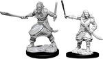 D&D NOLZURS MARVELOUS UNPAINTED MINIS: Bandits (2)