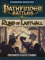 PATHFINDER BATTLES: Ruins of Lastwall Booster (4)