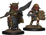 WARDLINGS: Goblins (Male & Female) - TILBUD (så længe lager haves, der tages forbehold for udsolgte varer) (2)