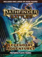 PATHFINDER BATTLES: Legendary Adventures Booster (4)