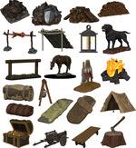 WIZKIDS 4D: Settings: Encampment (23)