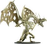PATHFINDER DEEP CUTS UNPAINTED MINIS: Gargantuan Skeletal Dragon (1)