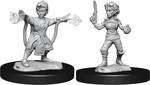 D&D NOLZURS MARVELOUS UNPAINTED MINIS: Gnome Artificer Female (Wave 14) (2)