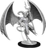 D&D NOLZURS MARVELOUS UNPAINTED MINIS: Horned Devil (Wave 14) (1)