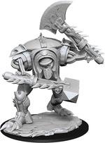 D&D NOLZURS MARVELOUS UNPAINTED MINIS: Warforged Titan (1)