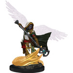 D&D ICONS OF THE REALM PREMIUM FIGURES: Aasimar Female Wizard (1)