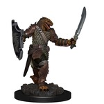 D&D ICONS OF THE REALM PREMIUM FIGURES: Dragonborn Female Paladin (1)