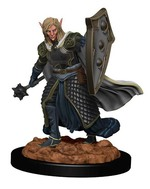 D&D ICONS OF THE REALM PREMIUM FIGURES: Elf Male Cleric (1)
