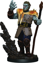 D&D ICONS OF THE REALM PREMIUM FIGURES: Firbolg Male Druid (1)