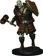 D&D ICONS OF THE REALM PREMIUM FIGURES: Goliath Male Fighter (1)