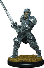 D&D ICONS OF THE REALM PREMIUM FIGURES: Human Male Fighter (1)