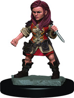 D&D ICONS OF THE REALM PREMIUM FIGURES: Halfling Female Rogue (1)