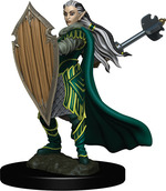 D&D ICONS OF THE REALM PREMIUM FIGURES: Elf Paladin Female (1)