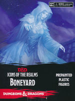 DUNGEONS & DRAGONS - ICONS: Boneyard (4)