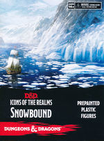 DUNGEONS & DRAGONS - ICONS: Snowbound Booster (4)