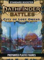 PATHFINDER BATTLES: City of Lost Omens Booster (4)