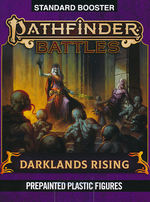 PATHFINDER BATTLES: Darklands Rising Booster (4)