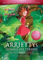 Studio Ghibli Film DK Arriettys Hemmelige Verden