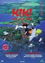 Studio Ghibli Film DK Kiki den lille heks