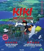 Studio Ghibli Film DK BLU RAY Kiki den lille heks
