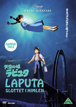 Studio Ghibli Film DK Laputa - Slottet i Himlen