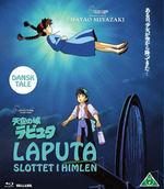 Studio Ghibli Film DK BLU RAY Laputa - Slottet i Himlen BLU RAY