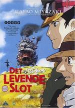 Studio Ghibli Film DK Det Levende Slot