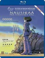 Studio Ghibli Film DK BLU RAY Nausicaa fra Vindenes Dal