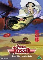 Studio Ghibli Film DK Porco Rosso - Den Flyvende Gris