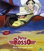 Studio Ghibli Film DK BLU RAY Porco Rosso - Den Flyvende Gris