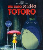 Studio Ghibli Film DK BLU RAY Min nabo Totoro