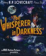 Lovecraft - Blu-Ray Whisperer in Darkness Blu-Ray