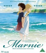 Studio Ghibli Film DK BLU RAY Marnie - Min hemmelige veninde