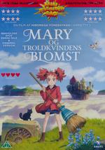 Mary og troldkvindens blomst DK Mary og troldkvindens blomst