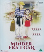 Studio Ghibli Film DK BLU RAY Minder fra i går