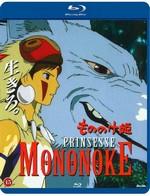 Studio Ghibli Film DK BLU RAY Prinsesse Mononoke