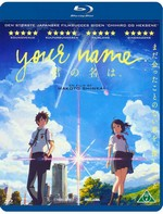 Your Name DK BLU RAY Your Name