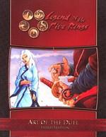 LEGEND OF THE FIVE RINGS 3RD EDITION - Art of the Duel - TILBUD (så længe lager haves, der tages forbehold for udsolgte varer)