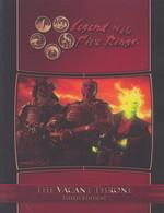 LEGEND OF THE FIVE RINGS 3RD EDITION - Vacant Throne, The - TILBUD (så længe lager haves, der tages forbehold for udsolgte varer)
