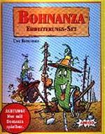 BOHNANZA - Erweiterungsset Expansion (tysk med danske regler) - TILBUD (så længe lager haves, der tages forbehold for udsolgte varer)