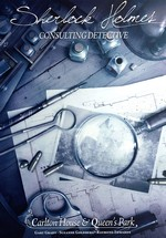 CONSULTING DETECTIVE - Carlton House and Queen`s Park (stand alone)