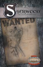SAVAGE WORLDS - Sherwood - The Legend of Robin Hood