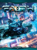 FAITH - Faith: Core Book - TILBUD (så længe lager haves, der tages forbehold for udsolgte varer)