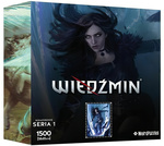 PUZZLES - Wicher Series 1 - Yennefer