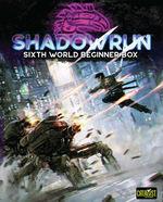 SHADOWRUN 6TH EDITION - Shadowrun RPG: 6th Edition Beginner Box